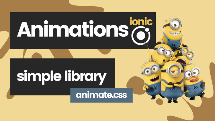 Simple animation library to use to boost UI/UX (animate.css)